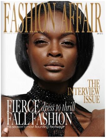 FASHION AFFAIR MAGAZINE INTERVIEWS CELEBRITY HAIR & MAKEUP ARTIST MIKEL CAIN