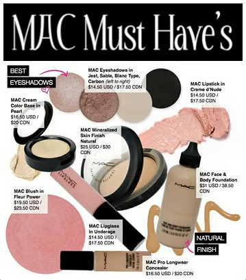 MAC Must Have's