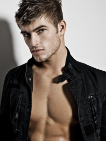 Male Model Shoot & Mikel Cain (1)