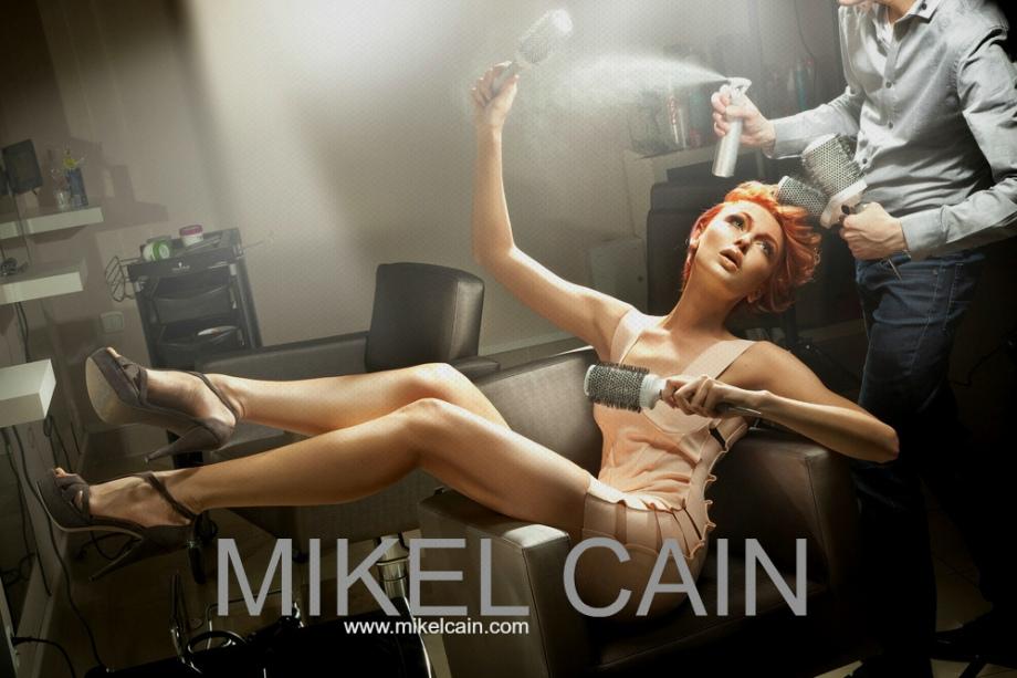 Celebrity Hair & Makeup Artist Mikel Cain - www.mikelcain.com