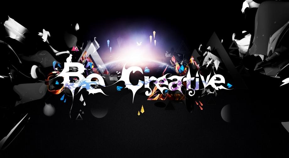 BE CREATIVE - www.mikecain.com