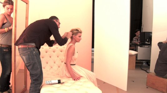 Backstage - Mikel Cain - www.mikelcain.com