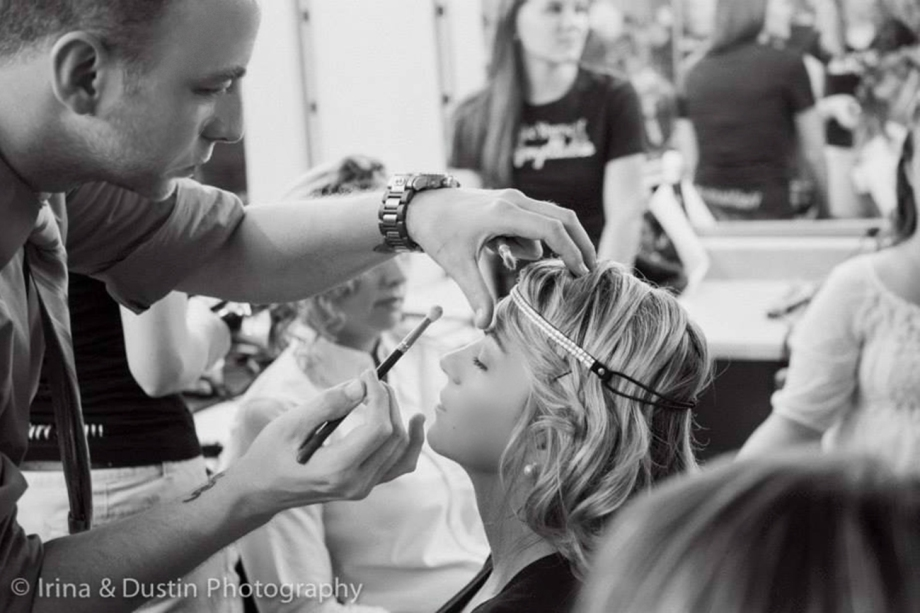 Backstage with Celebrity Hair & Makeup Artist Mikel Cain