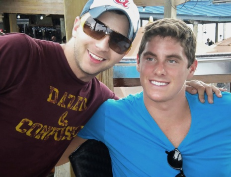Ryan Lochte -Backstage - Mikel Cain - Celebrity Hair & Makeup Artist (8)