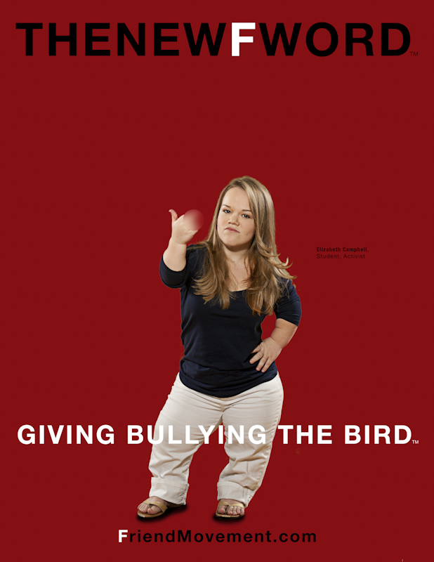"The New ""F - Word"" Anti Bullying Campaign"