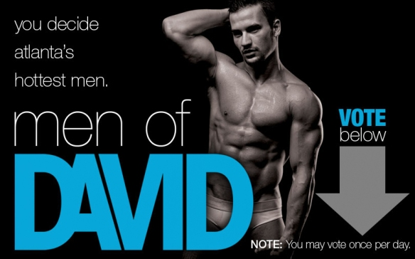 David Atlanta Magazine - Men of David