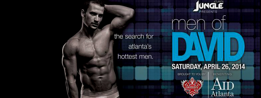 David Atlanta Magazine - Presents - Men Of David - Contest