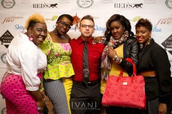 Fashion Rocks Red Carpet