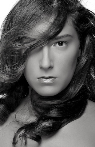 Modeling Shoot - Mikel Cain