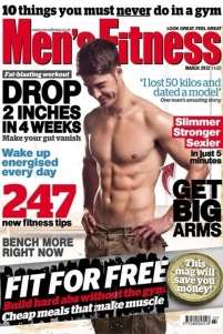 Mens Fitness - Mikel Cain Editorial